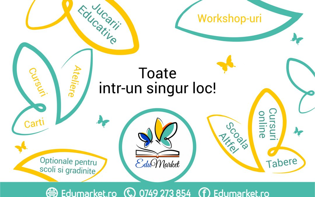 Innovators for Children: EduMarket.ro