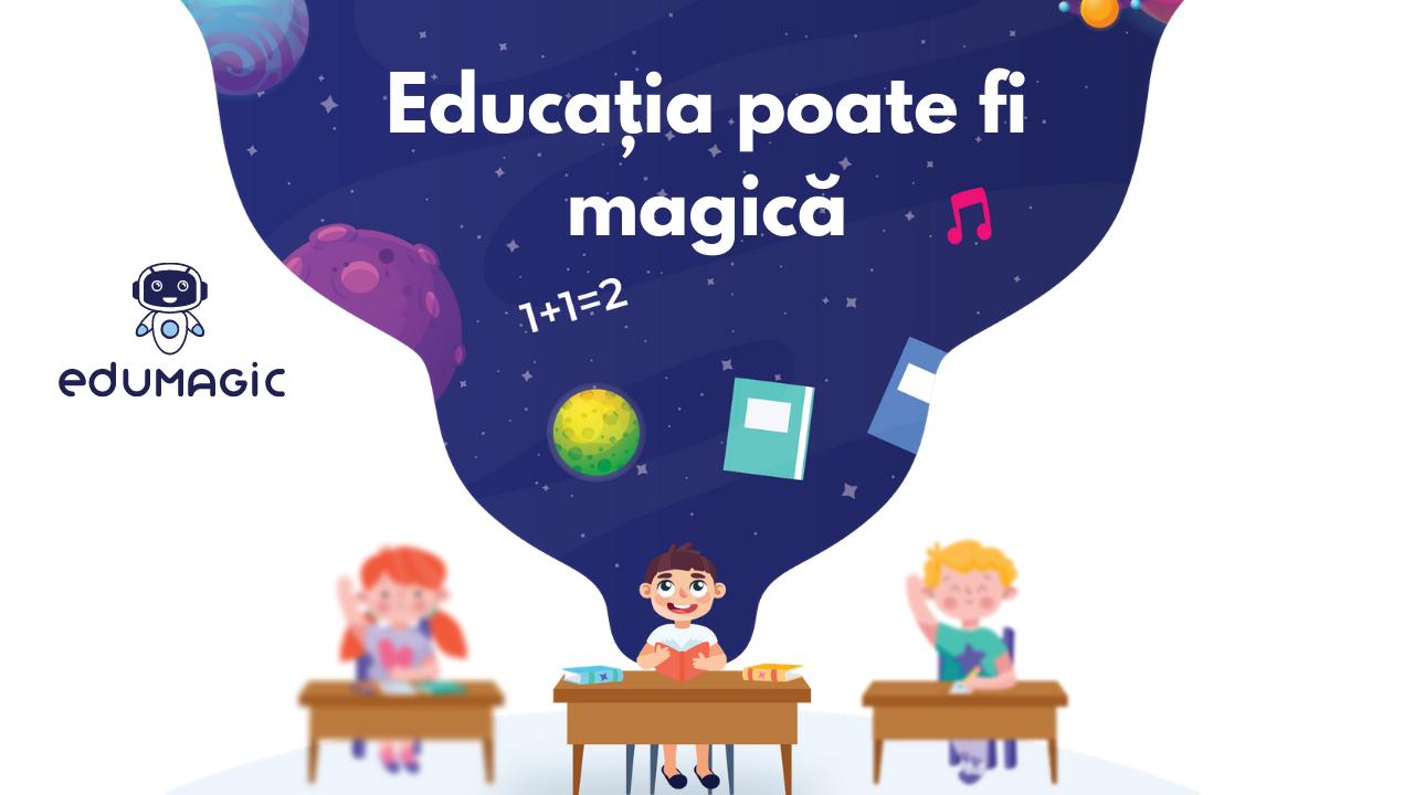 Innovators for Children: EduMagic